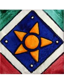 Azulejo 02AS-ESTELASOL13AZ